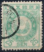 Stamp Japan  1888  25s Used   Lot#13 - Japan