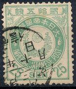 Stamp Japan  1888  25s Used   Lot#14 - Japan