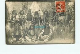 Br - 54 - TOUL - CARTE PHOTO Fête Du Régiment En 1913 - Indien - Militaire - Toul