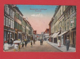 Sarreguemines  --  Kreuzstrasse - Sarreguemines