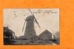LANGEMARCK  -  MOULIN HEBLEN  -  Juillet 1917 - Langemark-Poelkapelle