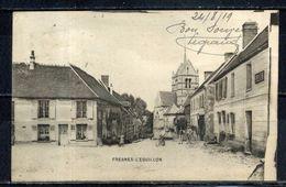 FRESNES - L'EGUILLON . Le Village  .    Voir Recto - Verso    (U248) - Other Municipalities
