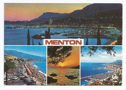 Menton, La Costa Azzurra - Souvenir De Menton - Menton