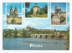 """Praga 1990, """"Praha"""" Vedutine. - Repubblica Ceca"""