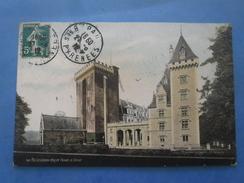 64-PAU Le Chateau Henri IV , Circulée En 1912 - Pau