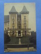 64-PAU Le Chateau Henri IV , écrite Au Verso - Pau