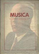MUSICA N° 14 Revue Bi-mensuelle Julio De 1945 - Ano 2 - Cultural