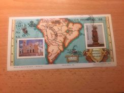 "Argentina ""Argentinian-Brazilian Stamp Exhibition ""ABBRAFEX '88"" - Buenos Aires"", Minisheet, Anno 1988 - Argentina"