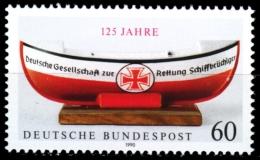 BRD 1990 Nr 1465 Postfrisch S60A3EE - [7] República Federal