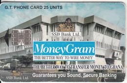 GHANA - MoneyGram, 10/98, Used - Ghana