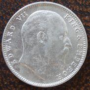 (J) INDIA - BRITISH: Silver Rupee 1903 XF (1773)  LIQUIDATION SALE!!!!!! - Inde