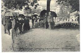Lyon,  Mai 1907 - Les Délégations Anglaises Et écossaises à L'exposition Horticole - Lyon