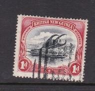 Papua SG 10 1901  Lakatoi One Penny Used - Papua New Guinea