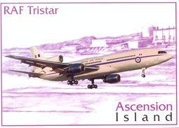 POSTCARD ASCENSION ISLAND - Ascension Island