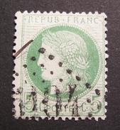 LOT L/3 - CERES N°53 - RARE GC 5104 : SHANG-HAÏ (CHINE) INDICE 15 - 1871-1875 Cérès