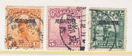 SZECHWAN  1-3   (o) - Sichuan 1933-34