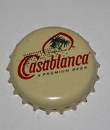 CAPSULE DE LE  BIÉRE  CASABLANCA   - MAROC - Cerveza