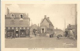 DENÉE -    Le Carrefour Central (animation)  15 - France