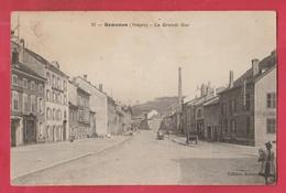 Senones - La Grande Rue ( Voir Verso ) - Senones