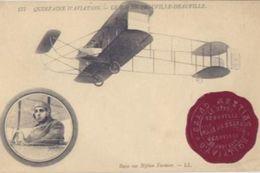 Quinzaine D'aviation - Le Havre - Deauville - Trouville - Aviateurs