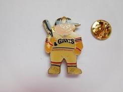 Beau Pin's , Baseball , Giants De San Francisco - Honkbal