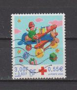 FRANCE / 2000 / Y&T N° 3362 : Croix-Rouge (avion En Bois) - Usuel - Gebraucht