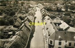 44 St Lyphard, La Rue Principale Vue Du Belvédère - Saint-Lyphard