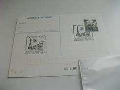 STORIA POSTALE Cartolina Postale ITALIA ANNULLO SPECIALE LIONS CONGRESSO TRIESTE - Manifestazioni
