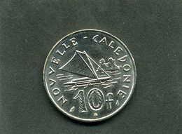Pièce De 10 Francs De Nouvelle Calédonie Année 2009 !! - Neu-Kaledonien