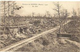 Environs De SUIPPES  - Un Abri   84 - Francia