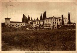 """""""Le Posteghe"""" - Polpenazze - Viaggiata 1938 - 10x15 Cm.  (2 Foto) - Brescia"""