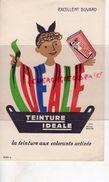 BUVARD TEINTURE IDEALE- D' APRES HERVE MORVAN - Textile & Vestimentaire