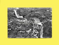 CPSM 01 GENISSIAT USINE HYDROELECTRIQUE 1959 E D F ( Cliché  Aérien ) - Génissiat