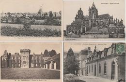 17 / 6 / 268  -    12  CPA  &  2  CPSM  D' ARGENTAN  ( 61  - Toutes Scanées - Cartes Postales