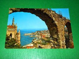 Cartolina Gaeta - Il Porto Visto Da S. Francesco 1975 - Latina