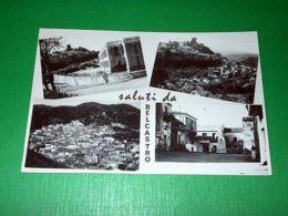 Cartolina Saluti Da Belcastro - Vedute Diverse 1970 - Catanzaro