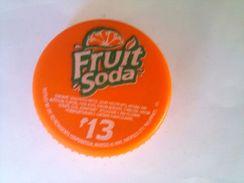 Philippines Plastic Fruit Soda 13 And 14 - Soda