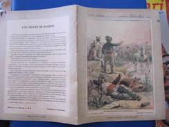 CAHIER 29 Pages - BRIGANDAGE EN AMERIQUE DU SUD  - Signé LIX  1909 - PAPETERIE BOILET à BAR SUR AUBE - Buvards, Protège-cahiers Illustrés