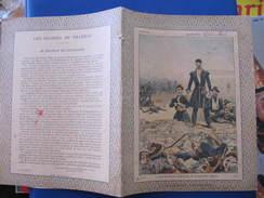 CAHIER 29 Pages - LES CHASSEURS D'ORLEANS - Signé Le Blanc 1910 - PAPETERIE BOILET à BAR SUR AUBE - Blotters