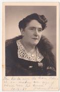 Berode Jeanne: Afscheid Aan Het Toneel. (20/4/1951 Carte-photo) - Personnages Célèbres