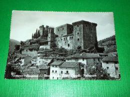 Cartolina Fivizzano ( Lunigiana ) - Vezzucole Dei Bosi - Castello Malaspina 1955 - Massa