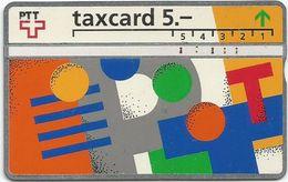 Switzerland Taxcard 5.- - Schweiz