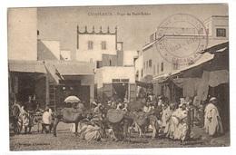 CASABLANCA - Place Du Petit-Sokko - Ed. J. Boussuge, Casablanca - Casablanca