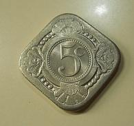 Curacao 5 Cents 1948 - Curacao