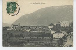 LES MARCHES - France