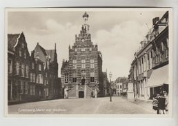 CPSM CULEMBORG (Pays Bas-Gueldre) - Matkt Stadhuis - Culemborg