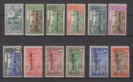 Inini N° 36 / 47 Neufs Avec Charnières * - Inini (1932-1947)