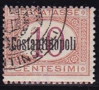 Levant Italien - Taxe N°1 - Oblitéré - TB - Emisiones Generales