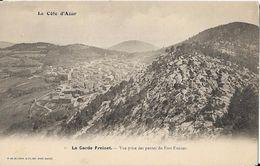 La Garde Freinet - Vue Prise Du Fort Freynet - La Garde Freinet