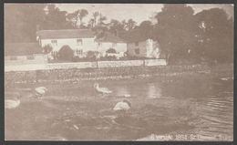 Riverside, St Clement, Truro, Cornwall In 1894 - Repro Postcard - Other